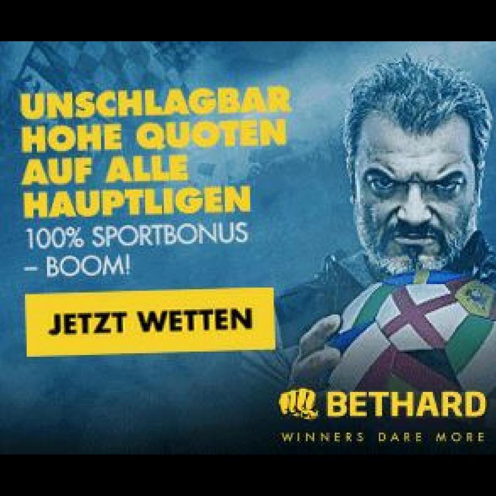 Bethard Gutscheine