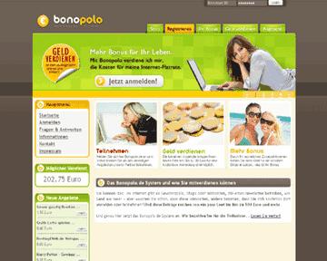 Bonopolo Gutscheine