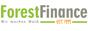Forestfinance Gutscheine