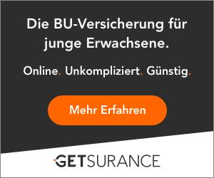 Getsurance Gutscheine