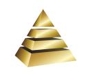Schuh-pyramide Gutscheine